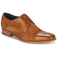 Shoes Men Derby shoes Barker APOLLO Brown