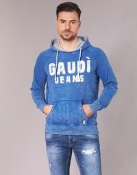 material Men sweaters Gaudi LEFEMO Marine