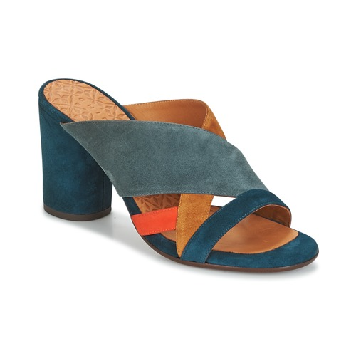 Shoes Women Mules Chie Mihara UNIL Blue