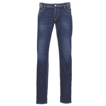 material Men slim jeans Le Temps des Cerises LOURITA Blue / Raw