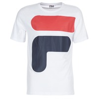 material Men short-sleeved t-shirts Fila CARTER TEE White