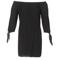 material Women Short Dresses LPB Shoes ARIN Black