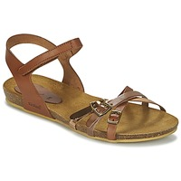 Shoes Girl Sandals Kickers BONAVISTA Camel