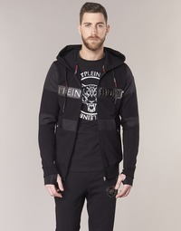 material Men sweaters Philipp Plein Sport PART OF ME Black