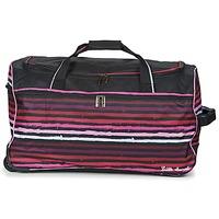 Bags Luggage Little Marcel VANIA Black / Pink