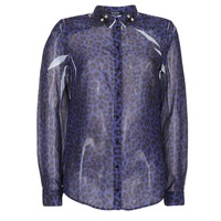 material Women Shirts Guess BORICE Blue