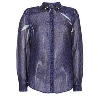 material Women Shirts Guess BORICE Blue