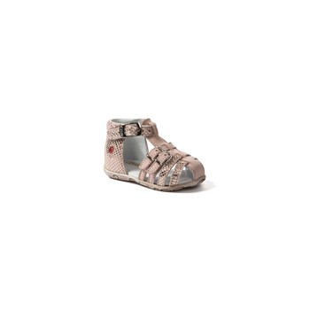 Shoes Girl Sandals GBB SAMIRA Vte / Pink / Skin