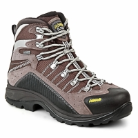 Shoes Men Hiking shoes Asolo DRIFTER Grey / Brown