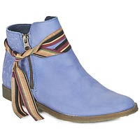 Shoes Women Mid boots Felmini CLASH Blue