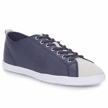 Shoes Men Low top trainers Bobbie Burns BOBBIE LOW Blue