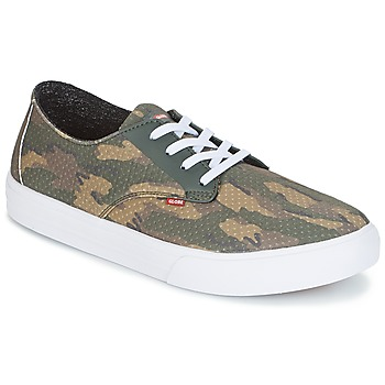 Shoes Men Skate shoes Globe Motley LYT Green