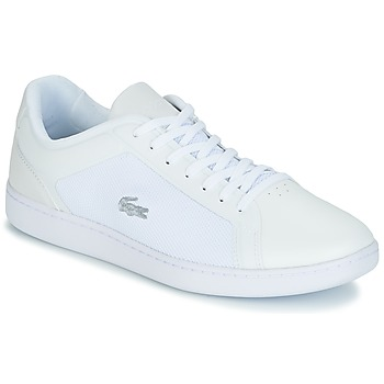 Shoes Men Low top trainers Lacoste ENDLINER 317 1 White