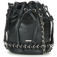 Bags Women Shoulder bags Kaporal NATTE Black