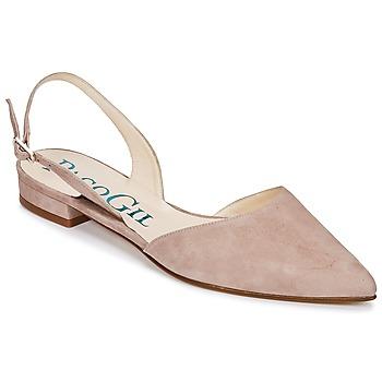 Shoes Women Sandals Paco Gil MARIE TOFLEX Pink