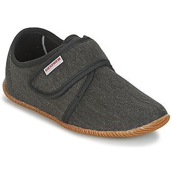 Shoes Children Slippers Giesswein Senscheid Grey