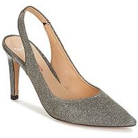 Shoes Women Sandals Perlato POLADINN Silver