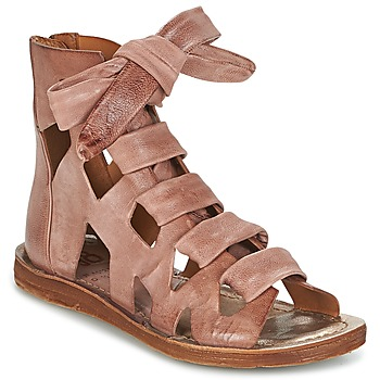 Shoes Women Sandals Airstep / A.S.98 RAMOS Pink