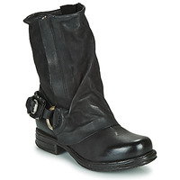 Shoes Women Mid boots Airstep / A.S.98 SAINT EC Black