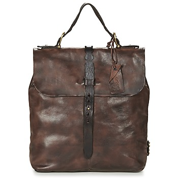 Bags Women Rucksacks Airstep / A.S.98 FIDA Chocolate