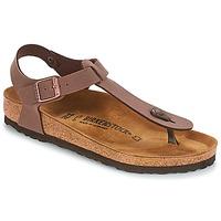Shoes Women Sandals Birkenstock KAIRO Brown