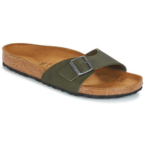 Shoes Men Mules Birkenstock MADRID Green