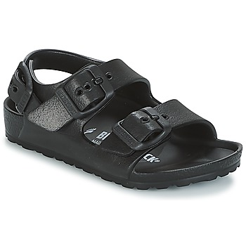 Shoes Children Sandals Birkenstock MILANO-EVA Black