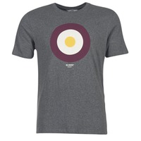 material Men short-sleeved t-shirts Ben Sherman THE TARGET TEE Grey