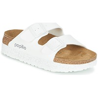 Shoes Women Mules Papillio ARIZONA White