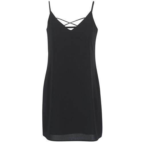 material Women Short Dresses Moony Mood IGARA Black