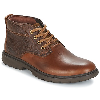 Shoes Men Mid boots Caterpillar TRENTON Brown / Sugar