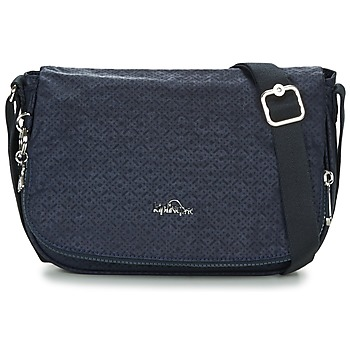 Bags Women Shoulder bags Kipling EARTHBEAT S Grey