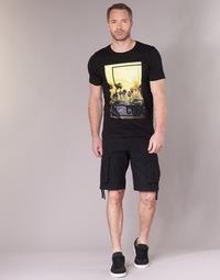 material Men Shorts / Bermudas Jack & Jones JJIANAKIN Black
