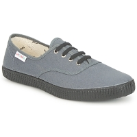 Shoes Low top trainers Victoria INGLESA LONA PISO ANTHRACITE