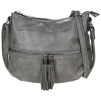 Bags Women Shoulder bags Nanucci FONATO Grey