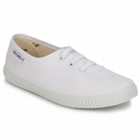 Shoes Children Low top trainers Victoria INGLESA LONA KID White