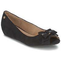 Shoes Women Ballerinas Xti MIZQUE Black