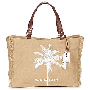 Bags Women Shopper bags Banana Moon ERIN MAHINA Natural