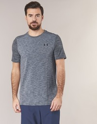 material Men short-sleeved t-shirts Under Armour THREADBORNE SEAMLESS SS Grey