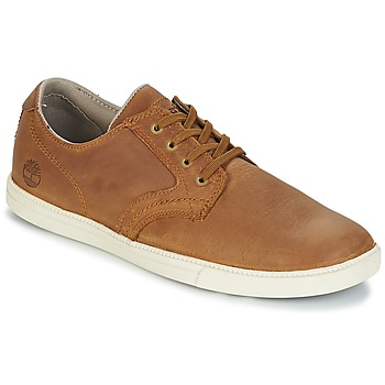 Shoes Men Low top trainers Timberland FULK LP OX Brown