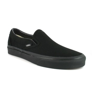 Shoes Men Slip ons Vans CLASSIC SLIP ON  black /  black