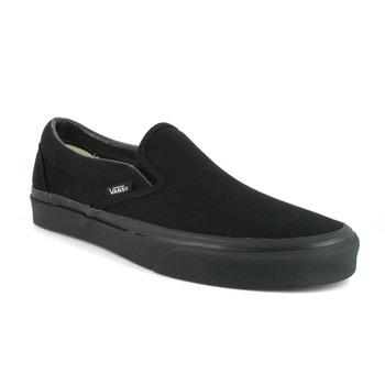 Shoes Slip ons Vans CLASSIC SLIP ON  black /  black