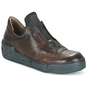 Shoes Women Mid boots Airstep / A.S.98 CONCEPT Brown