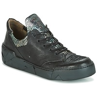 Shoes Women Mid boots Airstep / A.S.98 CONCEPT Black / Silver