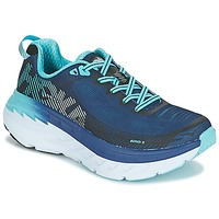 Shoes Women Running shoes Hoka one one BONDI 5 Blue / Black