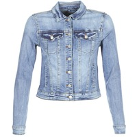 material Women Denim jackets Vila VISHOW Blue / Medium