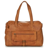 Bags Women Shoulder bags Pieces PCABBY Brown