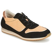 Shoes Women Low top trainers Bocage LYMAN Black