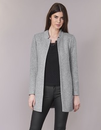 material Women coats Only SOHO Grey