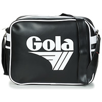 Bags Men Messenger bags Gola REDFORD Black / White